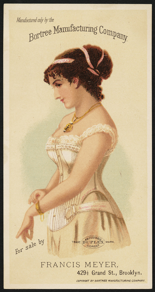 The Rise & Reign of the Corset