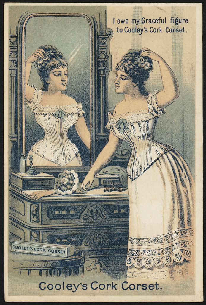 Strange, Stranger, Strangest corsets
