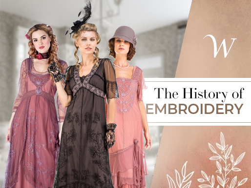 The History of Embroidery